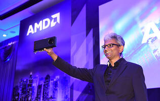 Radeon head Raja Koduri is leaving AMD