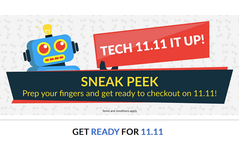 Deal alert: 9 deals to snag at Hachi.tech's Tech It Up 11.11 event
