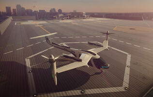 Uber partners with NASA to make flying taxis a reality by 2020