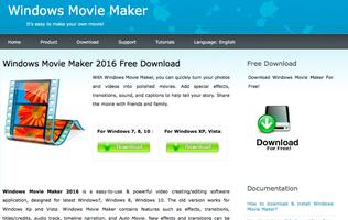 PSA: Watch out for Windows Movie Maker scam!