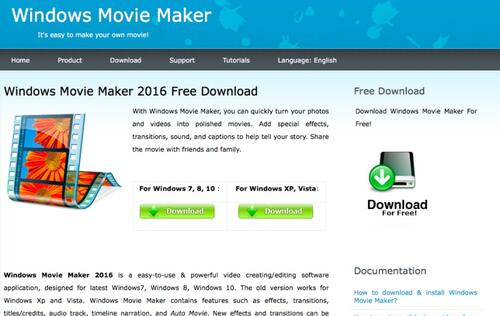 movie maker windows 10 free download full version