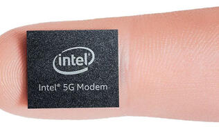 Intel announces its first commercial 5G NR XMM 8060 modem