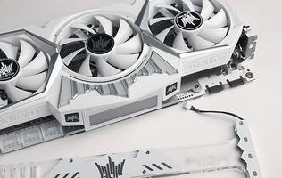 A feature on ASUS ROG Strix GeForce GTX 1080 Ti OC