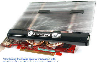 First Looks: Arctic Cooling Accelero S2