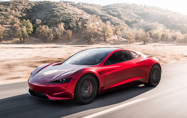 Tesla unveils second-generation Roadster and a new electric truck called Semi
