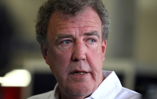 Jeremy Clarkson says a driverless car nearly killed him
