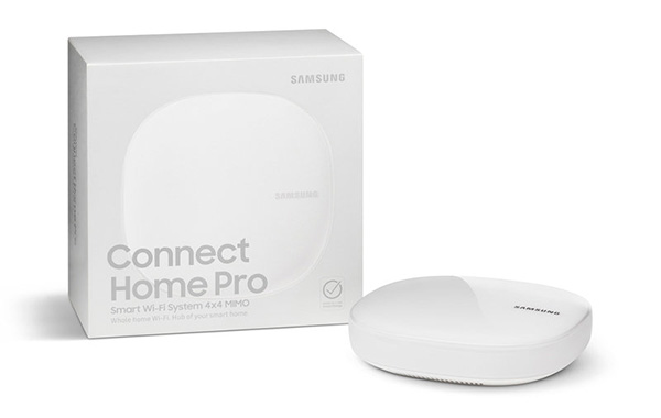 Samsung launches its Connect Home Wi-Fi mesh networking system and smart home hub in Singapore