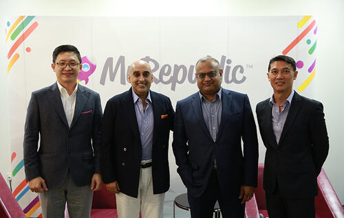 MyRepublic secures S$70m funding from Makara Innovation Fund; plans to launch mobile services next year