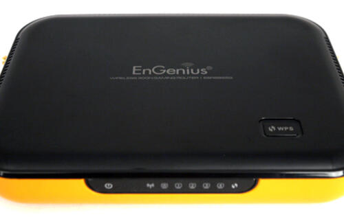 EnGenius ESR9855G Wireless-N Gaming Router - Game On
