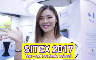 Year-end hot deals galore at Sitex 2017!