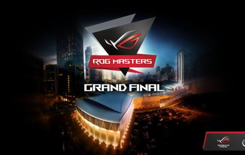 Catch the ROG Masters Grand Finals this December in Malaysia