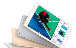 Apple rumored to release a more affordable 9.7-inch iPad in 2018