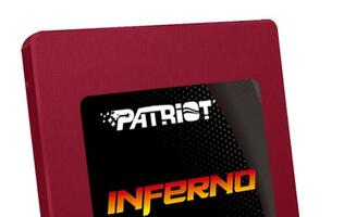 Patriot Launches 60GB, 120GB and 240GB Inferno Series Sold-State Drives