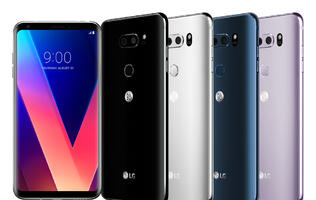 LG V30+ telco price plan comparison