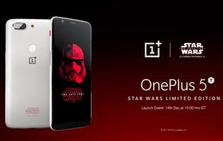 Will the Star Wars-themed OnePlus 5T bring balance to the Force?