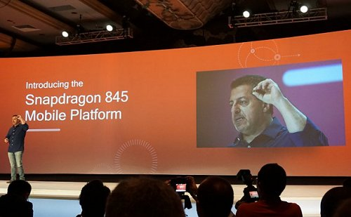 Qualcomm's next-gen Snapdragon 845 mobile platform will power flagship smartphones and even some notebooks