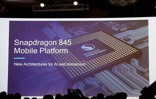 Snapdragon 845 will deliver 300% more AI performance, 4K HDR imaging and more