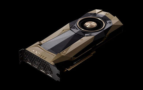 NVIDIA reveals the Titan V, the world's most powerful GPU with an equally epic price