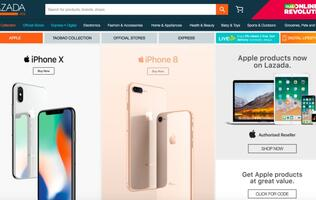 Lazada is now an Apple Authorized Reseller in 6 Southeast Asian countries