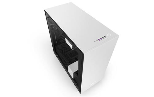 NZXT's new H-series cases are sleek, modern, and come with some machine learning smarts