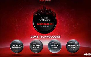 AMD's Radeon Software Adrenalin Edition is the biggest driver update this year