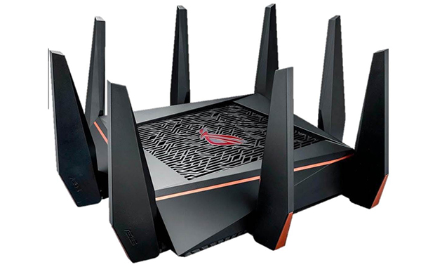 X'mas Gift Idea 8: A powerful router designed for gaming