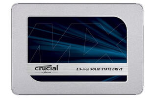 Crucial announces MX500 SSD with 64-layer TLC flash