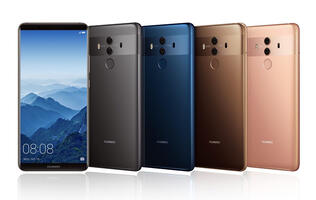 5 reasons why the Huawei Mate 10 and Mate 10 Pro stand out