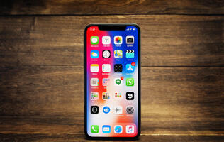 The iPhone is the best-selling tech product in 2017