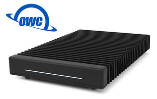OWC will launch ThunderBlade V4, the world's fastest external drive at CES 2018