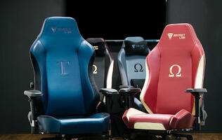 In pictures: Secretlab's napa leather seats are a luxurious take on gaming chairs