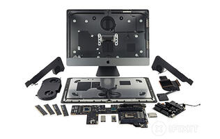 Watch a S$7,188 Apple iMac Pro get taken apart