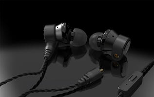 Creative unveils hybrid triple-driver IEMs just before CES 2018