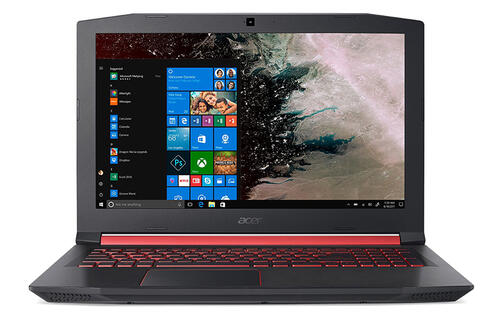 Acer's Nitro 5 gaming laptop now comes with an AMD Ryzen mobile processor and Radeon graphics