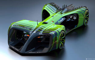 Roborace will upgrade its Robocars to the NVIDIA DRIVE Pegasus AI car platform