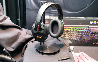 HyperX's Cloud Flight is a super comfortable wireless gaming headset