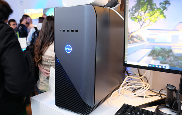 Dell drops VR-ready Inspiron 5000 Gaming Desktop for US$799