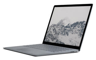 There's a new portable in town: The Microsoft Surface Laptop