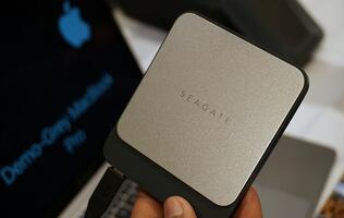 Seagate is finally ready to launch external SSD drives
