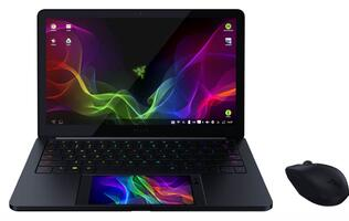 Razer's Project Linda is a laptop-shaped dock for the Razer Phone