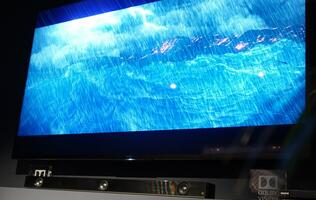 Sony's HT-Z9F is the world's first 3.1-driver Atmos sound bar and it works great!