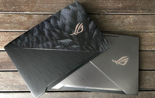 ASUS ROG Strix GL503 review - The Scar and Hero editions