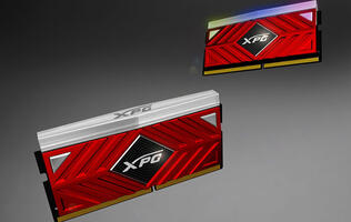 ADATA shows off world's first XPG RGB SO-DIMMs, NGSFF SSDs, and more at CES 2018