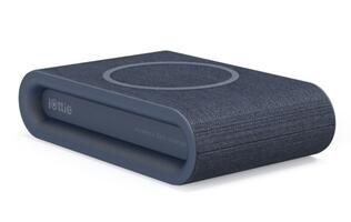 iOttie unveils three cloth-wrapped wireless chargers at CES 2018