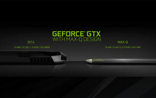 NVIDIA appears to be readying GeForce GTX 1050 Ti Max-Q graphics