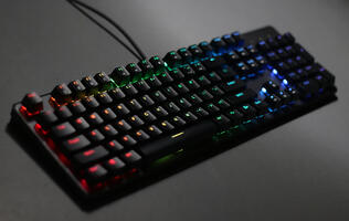 Tecware Phantom RGB mechanical keyboard review: When you get more than you pay for