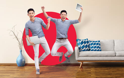 How Singtel's 2Gbps Fibre Home Bundle can solve your home's Wi-Fi problems