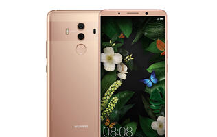 Huawei is releasing a limited edition Pink Gold version of the Mate 10 Pro
