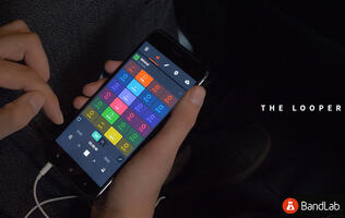 BandLab's Looper puts a DJ mix panel in your phone