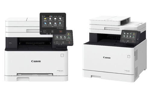 Canon launches four new Imageclass A4 color laser multi-function printers
